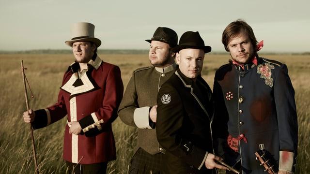 Video «Musicnight: musicLAB vom 18.01.2013» abspielen