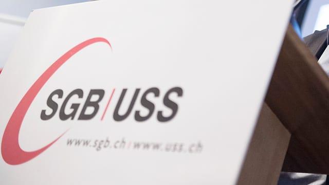 Purtret dal logo dal SGB.