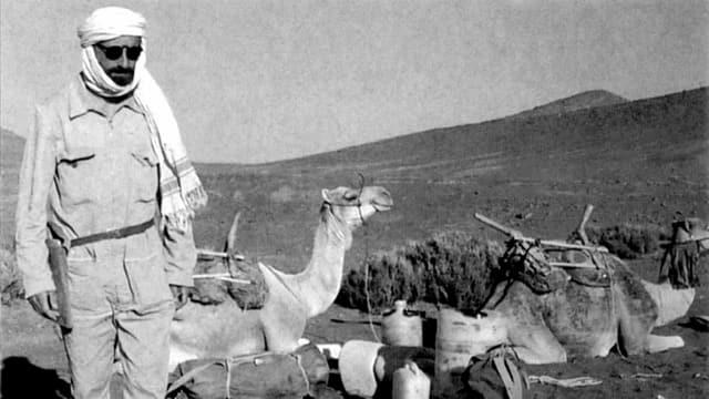 Bruno Messerli im Tschad