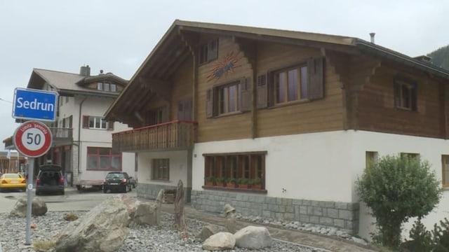 Tujetsch vul sustegnair pratica da media cun 320'000 francs