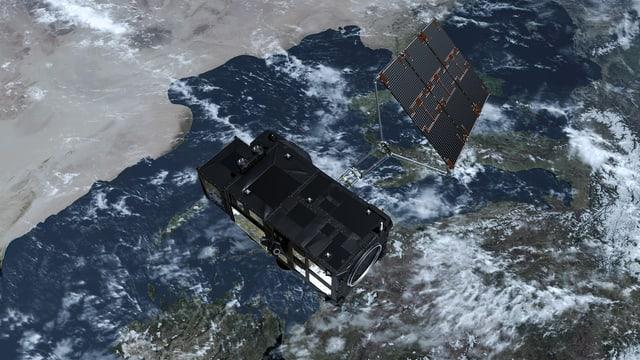 Satelliten Sentinel