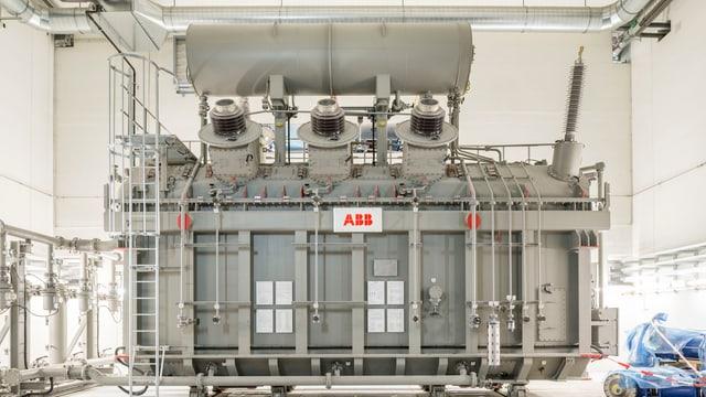 Transformator von ABB.
