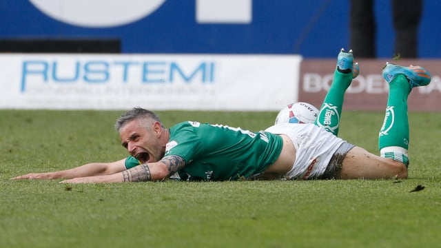 Der FC St. Gallen muss für längere Zeit ohne seinen routinierten Aussenverteidiger auskommen.