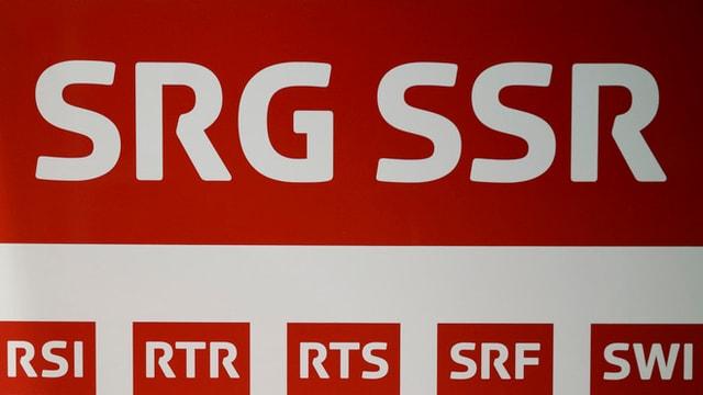 signet da la SRG/SSR