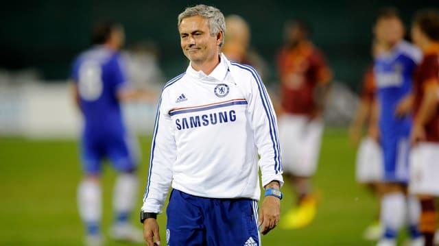 José Mourinho ist zurück in der Premier League - als Trainer von Chelsea.
