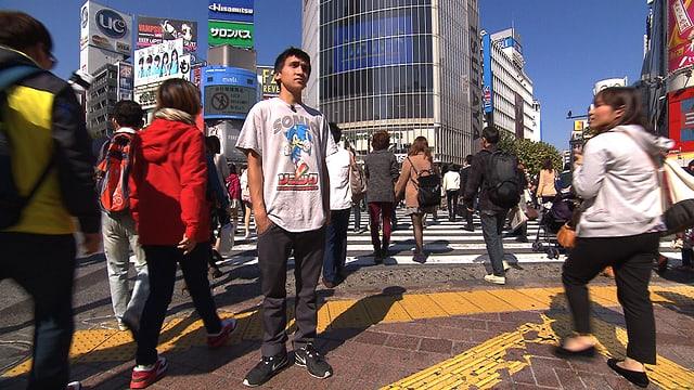 Video «Liebes-Treffen in Tokio» abspielen
