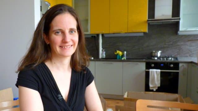 Julie Bächtold lebt ein klassisch russisches Leben mit enger Verbindung zur Schweiz