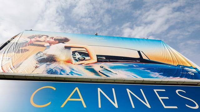 Das offizielle Poster des Festivals von Cannes.