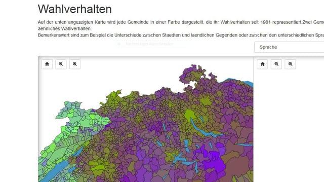 Homepage Predikon.ch