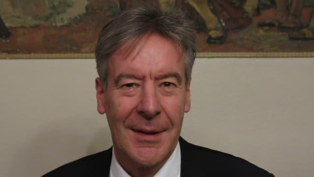 Portrait von EBL-CEO Urs Steiner