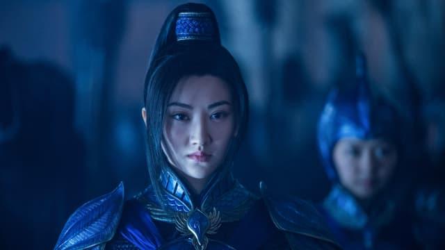 chinesische Schauspielerin Tian Jing