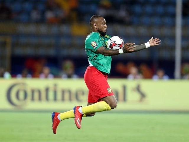 Gegen Guinea-Bissau hatte Ghana zu kämpfen.