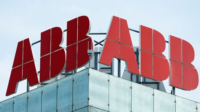 Logo der ABB