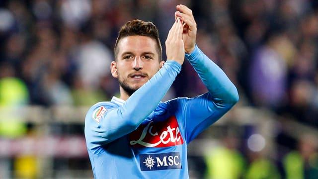 Der belgische Internationale führte die Süditaliener mit zwei Toren zum Sieg gegen Sampdoria.