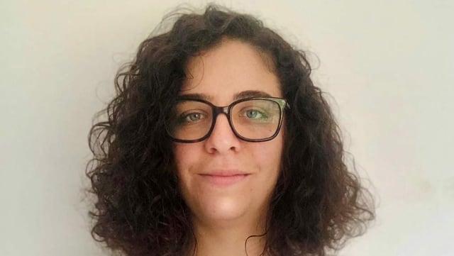 Verkehrsingenieurin Miran Khwais schreibt zurzeit am Technion Institut für Technologie in Haifa an ihrer Dissertation.