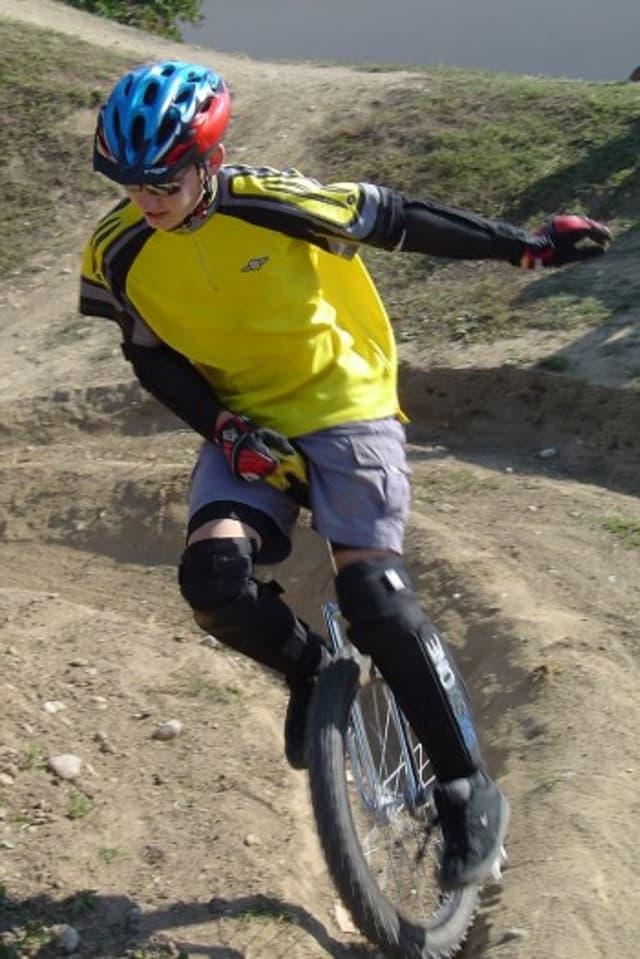 """""""Muni"""" (Mountain Unicycle)"""