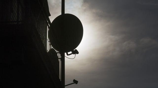 Cuppa da satellit