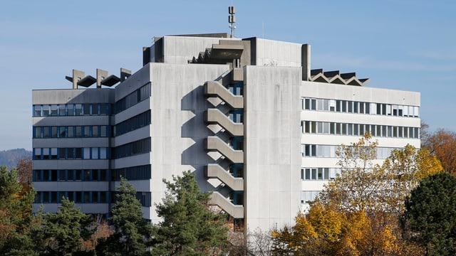 Il bajetg dal «Zieglerspital» a Berna.