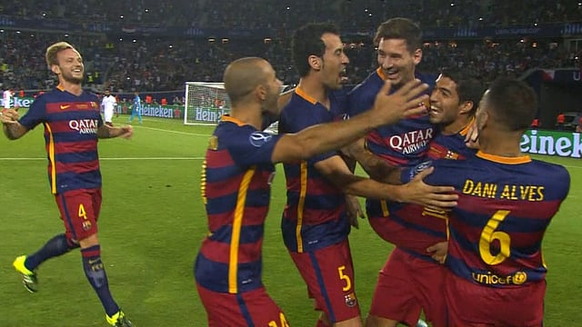 Jubel Barcelona