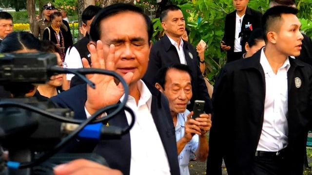 Junta-Chef Prayuth Chan-o-cha.