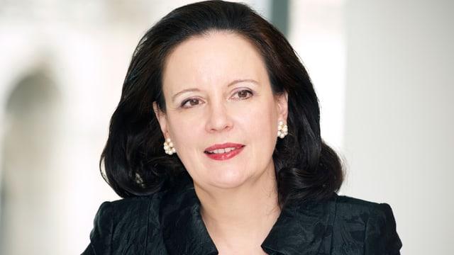 Die Ökonomin Cornelia Meyer