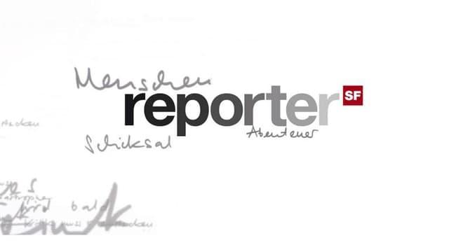 «Reporter» vom 12.4.2015