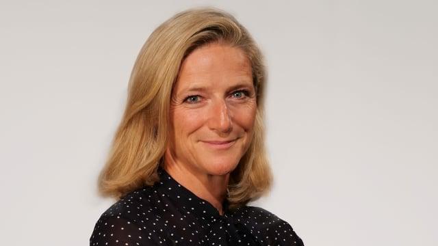 Florence Schnydrig, zukünftiges Mitglied der Geschäftsleitung der ZKB