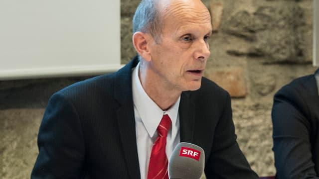 Daniel Koch vom Bundesamt für Gesundheit.