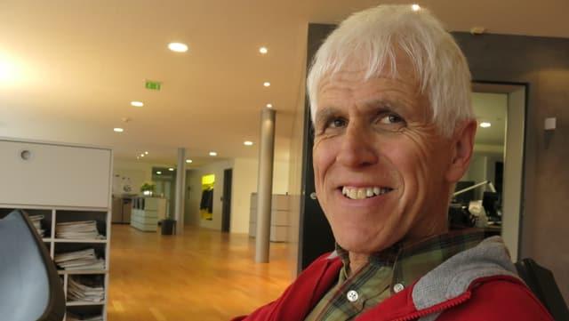 Nach 12 Jahren gibt Hanspeter Rohrer die Leitung von Pro Natura Unterwalden ab.