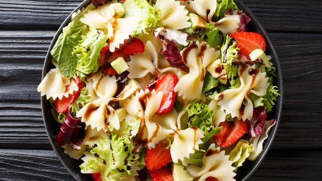 Italienische Salatsauce
