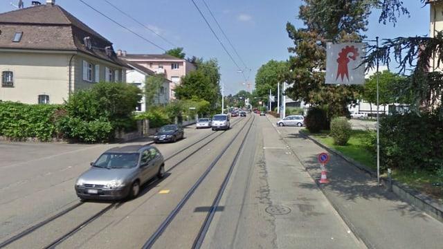 Die Baslerstrasse in Allschwil soll auf Vordermann gebracht werden.