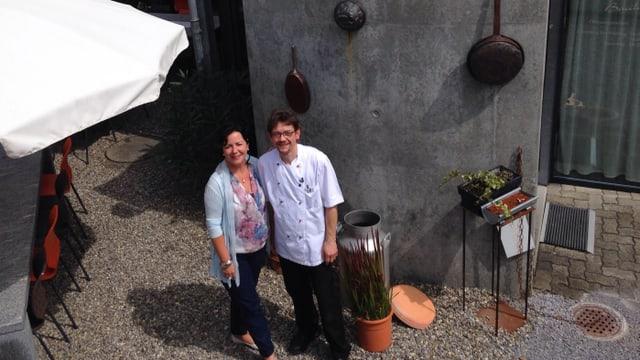 Video «Thurgau - Tag 2 - Restaurant Bacilus» abspielen