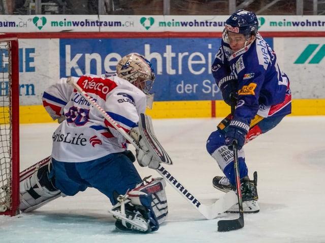 Klotens Marco Lehmann.