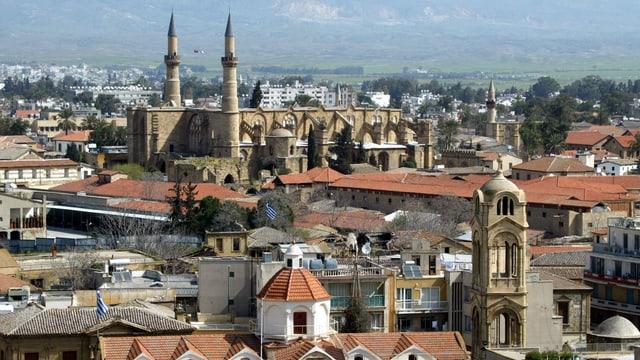 Die geteilte Haupstadt Nikosia