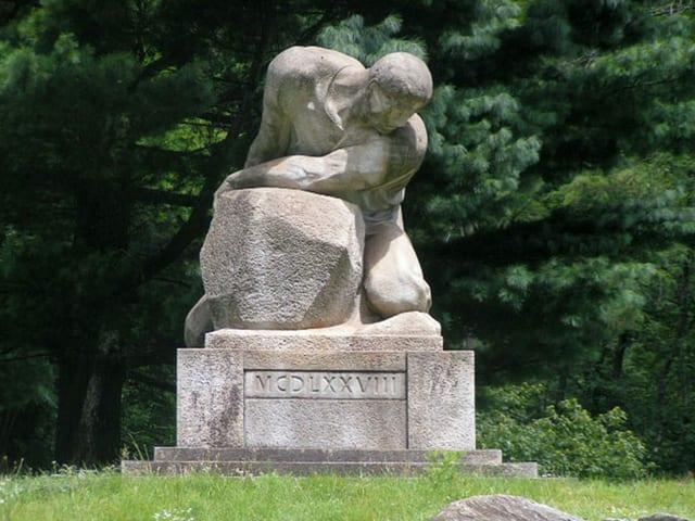 Schlacht Denkmal Giornico