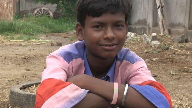 Video «Mukesh hat die Lepra besiegt» abspielen