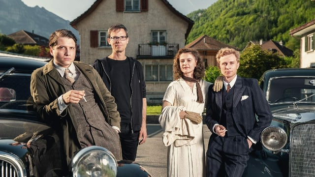 «Frieden»: Das nächste Schweizer Serien-Event