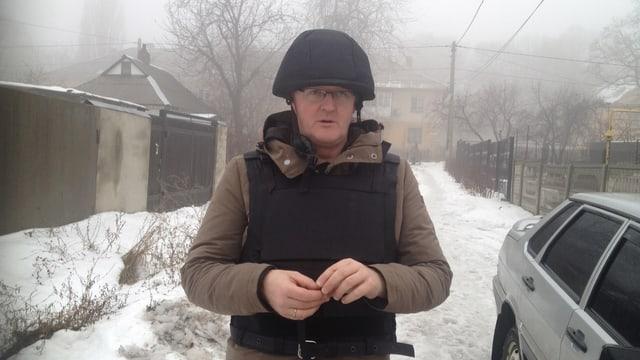 Video «Ukraina – Tagebuch aus einem zerrissenen Land» abspielen