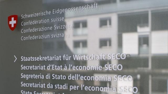 Il logo dal SECO