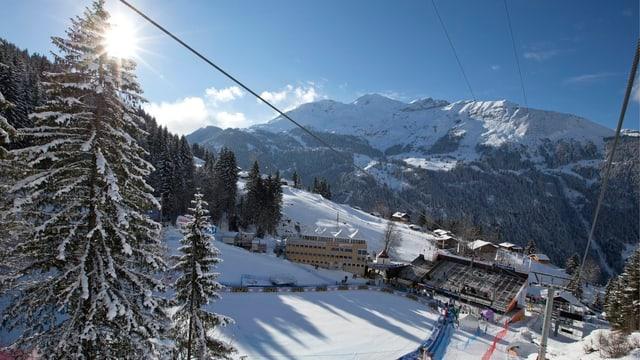 Wengen Ski-Weltcup
