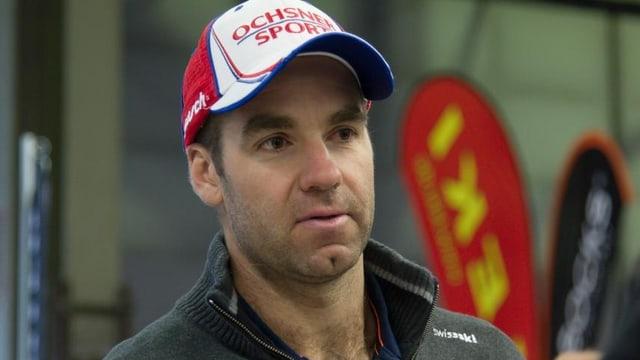 Der 35-jährige Walliser ist klar der Routinier im Team. Kein anderer Schweizer Starter in Sölden ist älter als 23 Jahre.