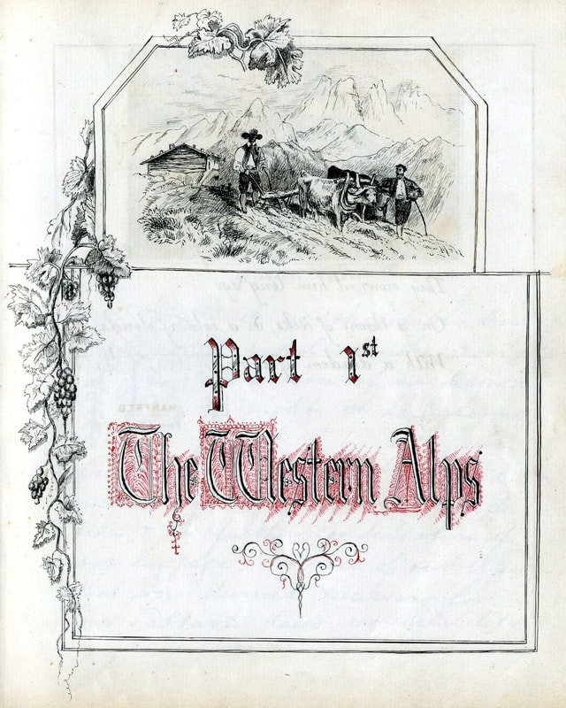 Ausschnitt aus dem Tagebuch