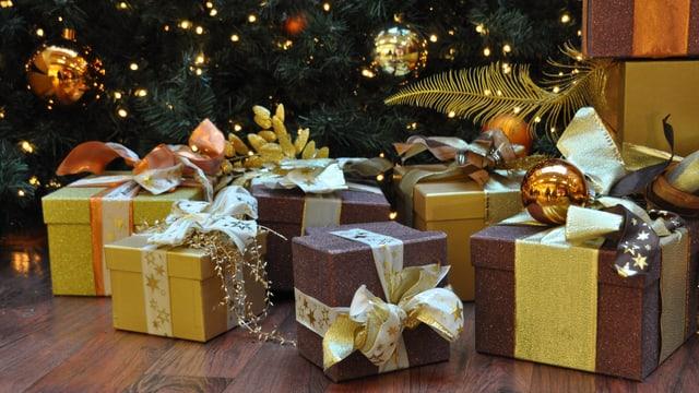 Regals da Nadal.