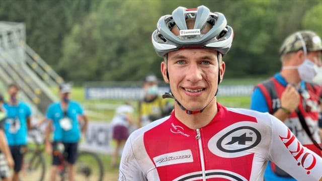 CM Val di Sole: Vital Albin suenter sia cursa da e-mountainbike