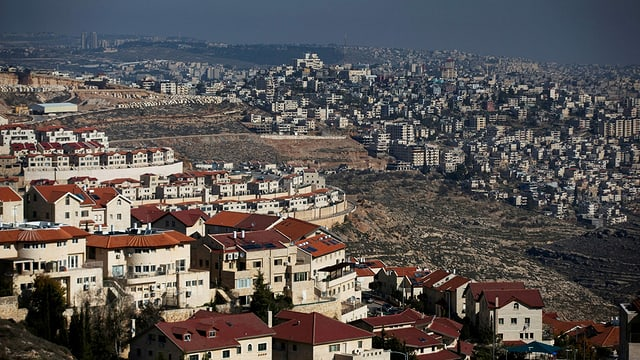 «Wir kriegen die jüdischen Siedler nicht mehr weg»