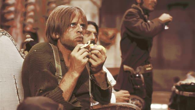 Klaus Kinski im Spaghetti-Western «Für ein paar Dollar mehr»