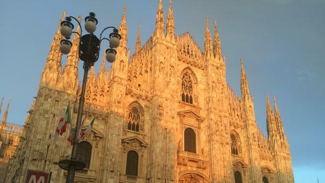 ll Duomo a Milano.
