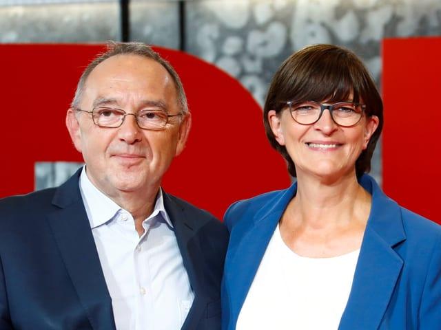 Walter-Borjans und Esken