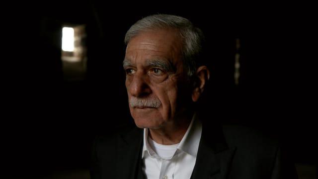 Ahmed Türk ist einer der abgesetzten kurdischen Bürgermeister.