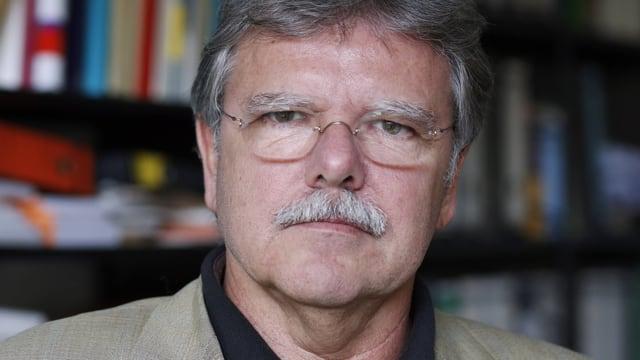 Porträt Oskar Niedermayer